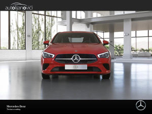 Mercedes-Benz CLA 180 Coupe
