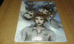 HC Album San monstruma