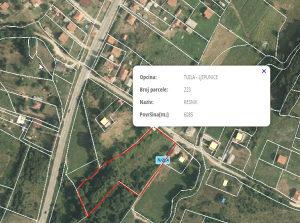 Zemljište - Plac 6085m² Magistrala Tuzla <=> Orašje
