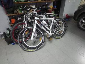 Biciklo cestovno SCOTT CUBE BULLS KTM