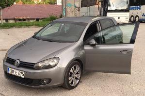 Volkswagen Golf 6 VI 1,4 benzin plin