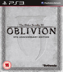 The Elder Scrolls 4 : Oblivion (PS3) Njemacki