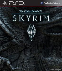 The Elder Scrolls 5 : Skyrim  (PS3) Njemacki