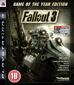 Fallout 3 : Game of the Year (PS3) Italijanski