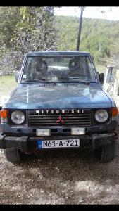 PAJERO Mitsubishi BiH papiri dijelovi