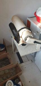 Masina za peglanje stoljnaka