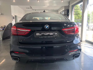 BMW X6 4.0D ///M 313KS FULL