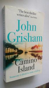 JOHN GRISHAM DZON GRISAM CAMINO ISLAND