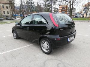 Opel corsa tek reg