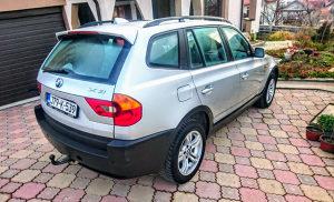 BMW X3,registrovan,TOP STANJE,mod 2005 MOZE ZAMJENA!!!