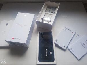 Huawei P30 Black 128 GB NOVO / GARANCIJA