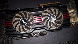 ASUS GeForce GTX 670 2gb