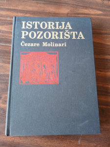 Encikopedije, Knjige Čezare Molinari Istorija pozorišta