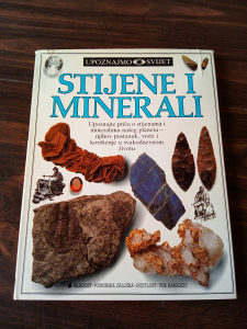Knjige , Encikopedije - Stijene i minerali