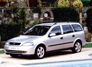 DIJELOVI Opel Astra G 2.0 DTI