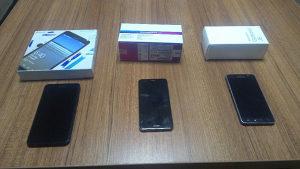 Huawei P10 lite + Samsung j5 2016 + Nokia 640 xl