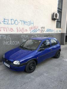 Opel Corsa B 1.7 Dizel Registrovana Solidno Stanje