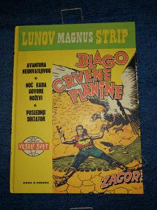 Lunov magnus strip - LMS - 4 (reprint)