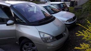 Renault Espace 2.2 dci automatski menjac