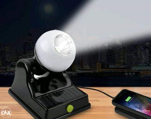 Multifunkcionalna rotirajuća lampa