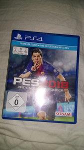 Pro evolution soccer PES 2018 PS 4 igre