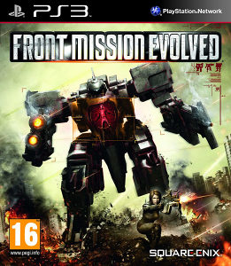 Front Mission Evolved (Playstation 3 - PS3)