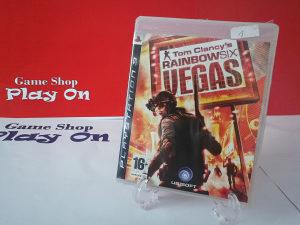 Rainbow Six : Vegas  ( PlayStation 3 - PS3)