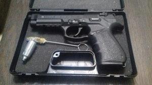 Plinski pistolj ZORAKI 918 cal.9mm