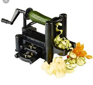 Spiralizer za voce i povrce
