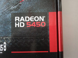 Grafička kartica RADEON HD 5450 1GB