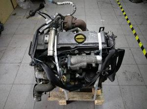 Motor Opel Vectra vektra  c zafira 2,2dti