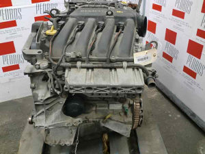Motor Renault reno scenic skenik megan laguna 1,6 16v