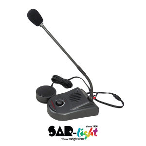 GM-20P kondenzatorski mikrofon, šalterski