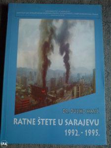 RATNE ŠTETE U SARAJEVU 1992.-1995.