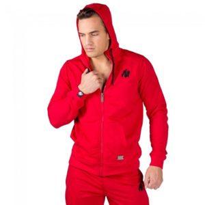 Trenerka gorillawear, zipped hoodie