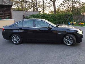 BMW 520D.