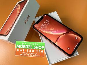 Iphone XR 64 GB CORAL - GARANCIJA DO 28.01.2020.