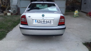 Škoda Octavia 1.9 66kw klima