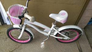 Djeciji bicikl zenski