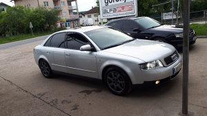 Audi a4 2.4 v6 plin doso iz svice
