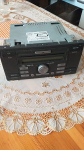 Cd player ford