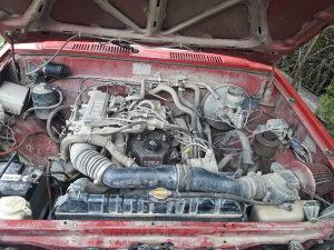 Toyota 2.4 motor