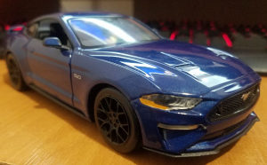 Motor Max Ford Mustang GT 2018