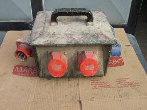 kutija električna sa razdeljnikom