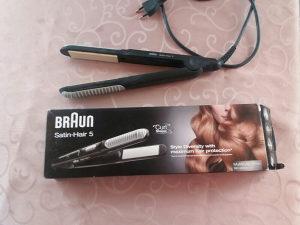 Pegla za kosu BRAUN Satin hair  5