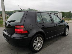 VW GOLF 1.42002g. UVOZ