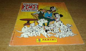 Album 101 Dalmatinac Panini