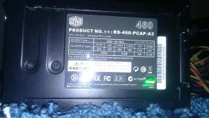 Cooler Master 460