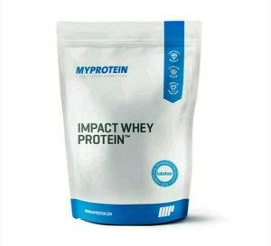 Whey Protein MYPROTEIN 1kg Unflavoured