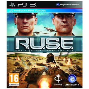 RUSE (PlayStation 3 - PS3)
